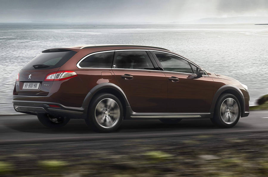 Peugeot's new luxury flagship