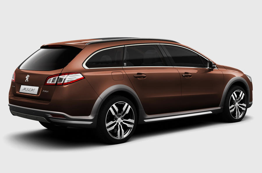 Peugeot's new luxury flagship