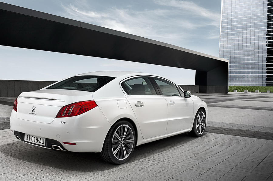Peugeot 508 from £18,150