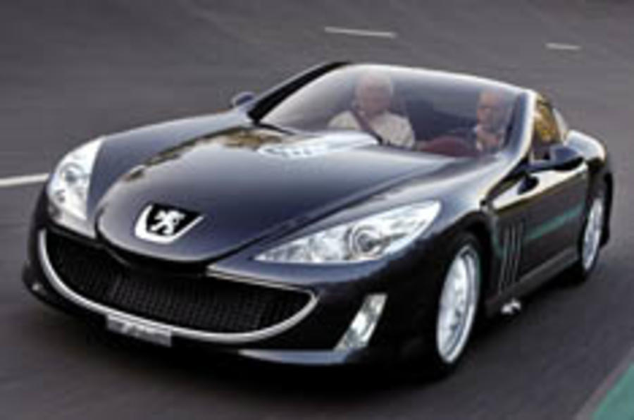 Peugeot to run V12 907 at Goodwood