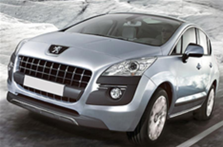 Peugeot teams up with Bosch