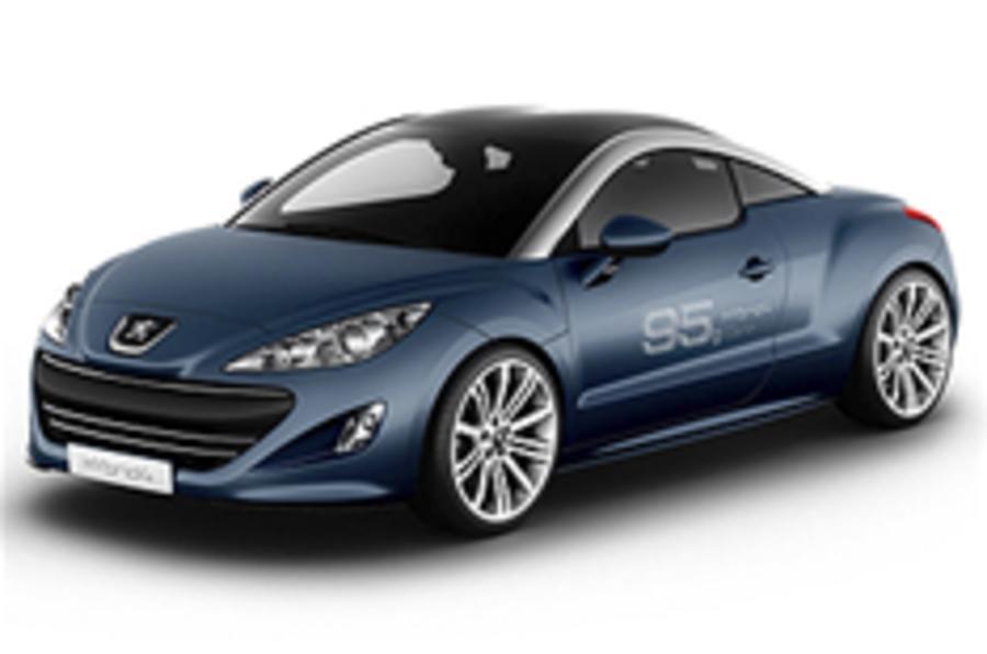 Peugeot RCZ hybrid planned