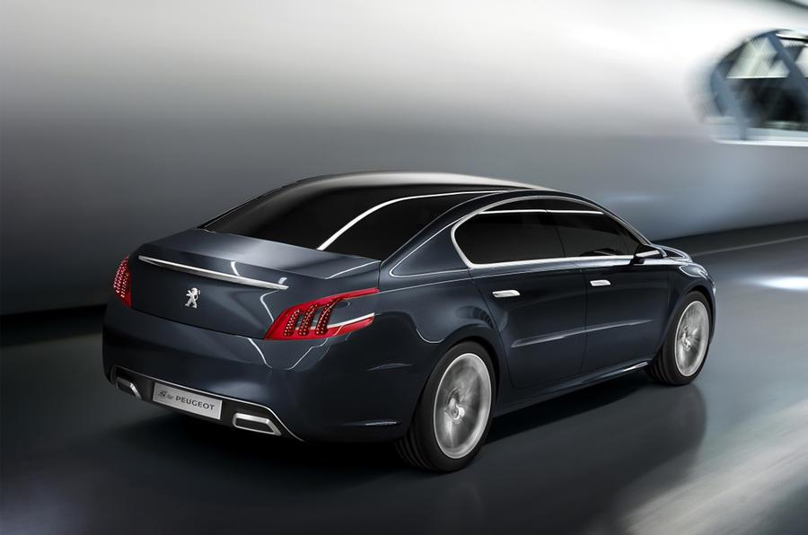 Geneva motor show: 5 by Peugeot