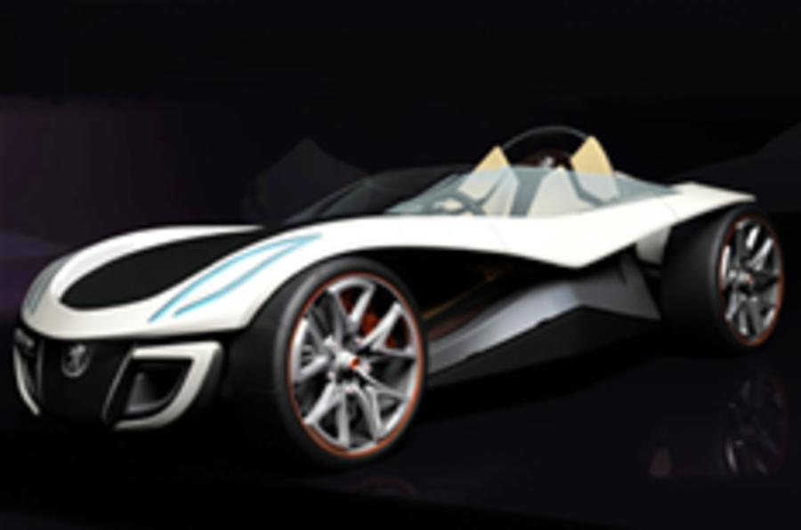 Peugeot concept to enter virtual reality