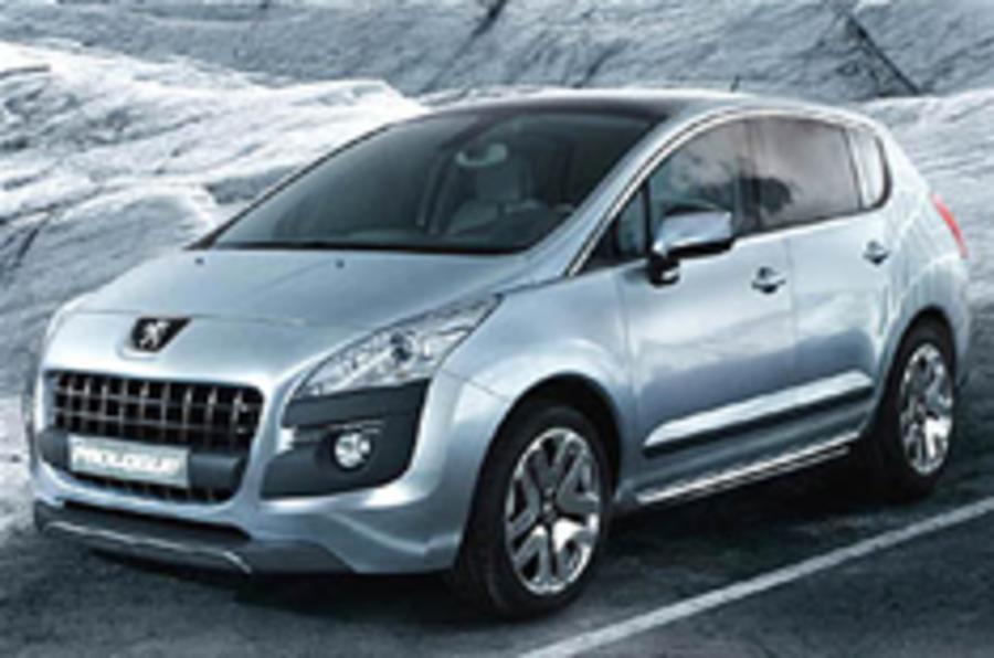 Peugeot unveils Prologue