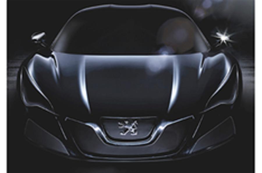 Update: Peugeot RC concept