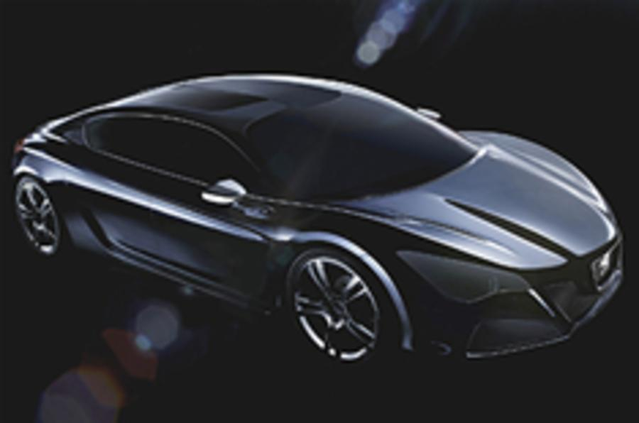 Revealed: Peugeot RC hybrid concept