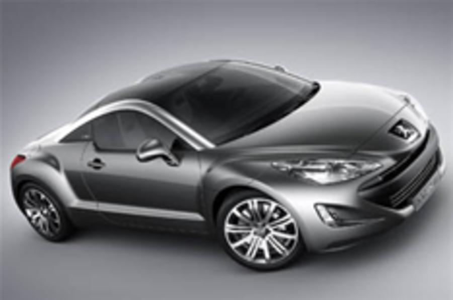 Peugeot RC-Z for production