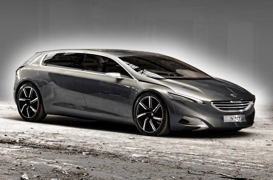 Frankfurt show - Peugeot HX1