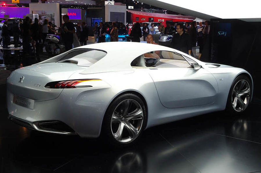 Paris motor show report + pics