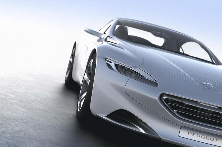 Paris motor show: Peugeot H1