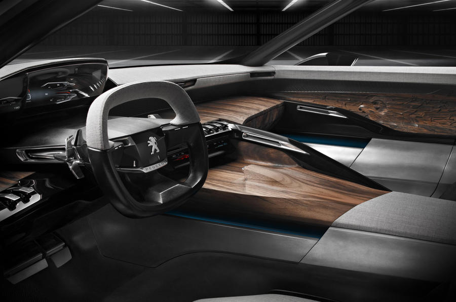 How Peugeot's Exalt will take on the luxury world