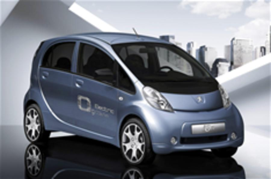 Peugeot opens iOn order book
