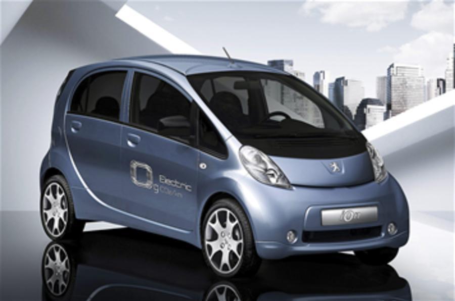 Peugeot/Citroën slash EV prices