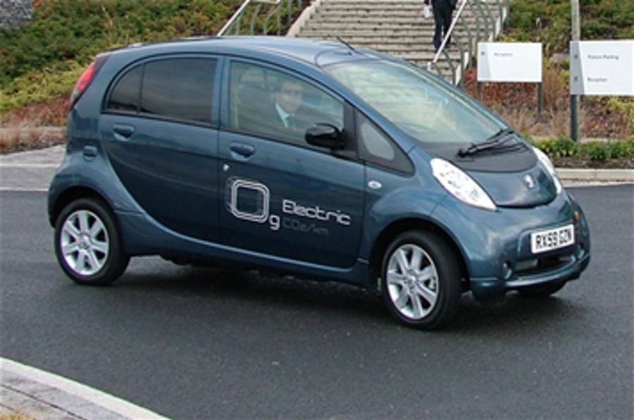 Peugeot's cut-price car rental