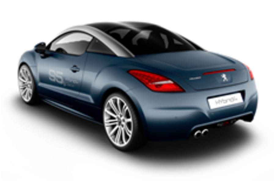 RCZ delivers 76.35mpg