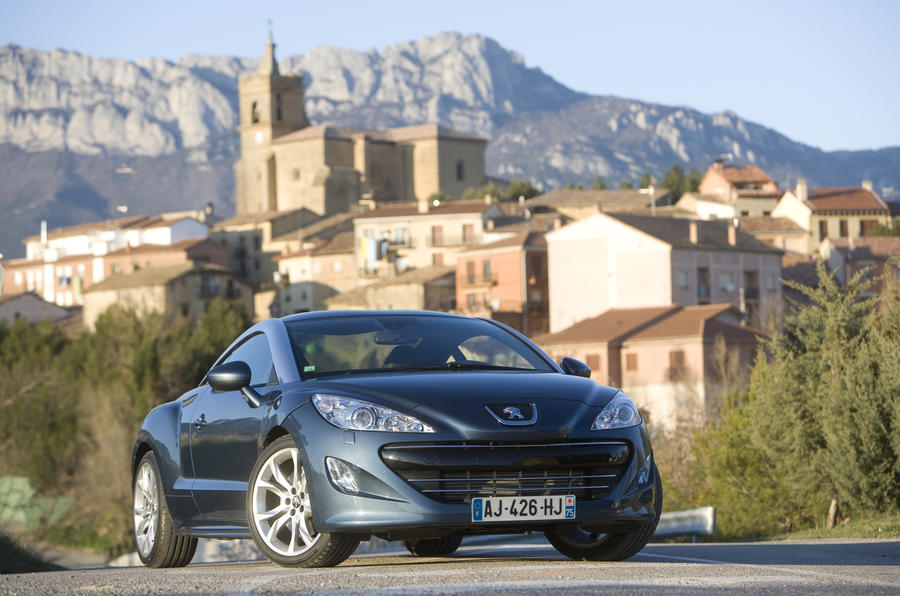 How the Peugeot RCZ was made