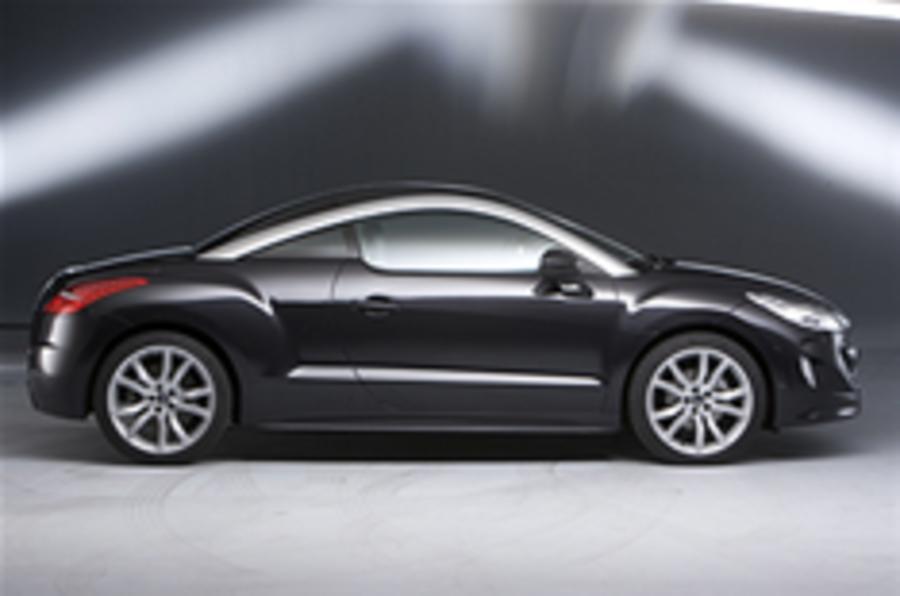 Peugeot RCZ from £19,900