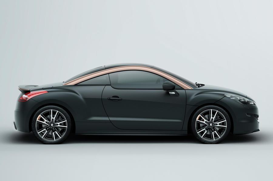 260bhp Peugeot RCZ R for Goodwood unveil