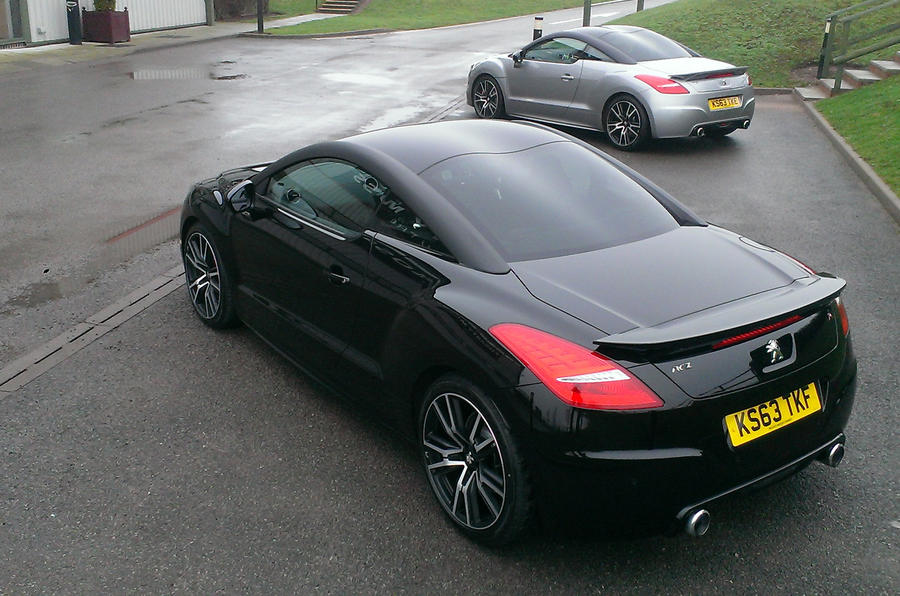 Why the new Peugeot RCZ R is more important than it might initially seem