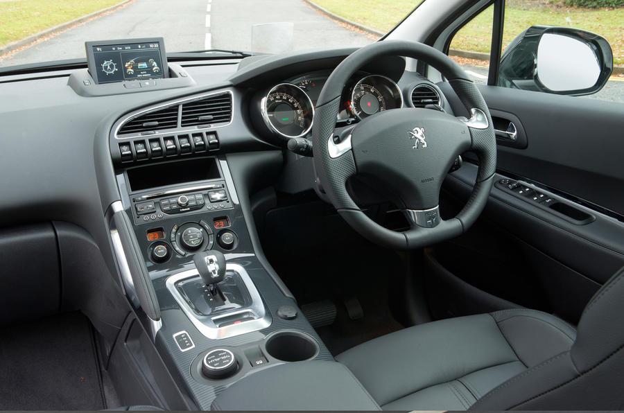 2014 Peugeot 3008 Allure Hdi 115 First Drive