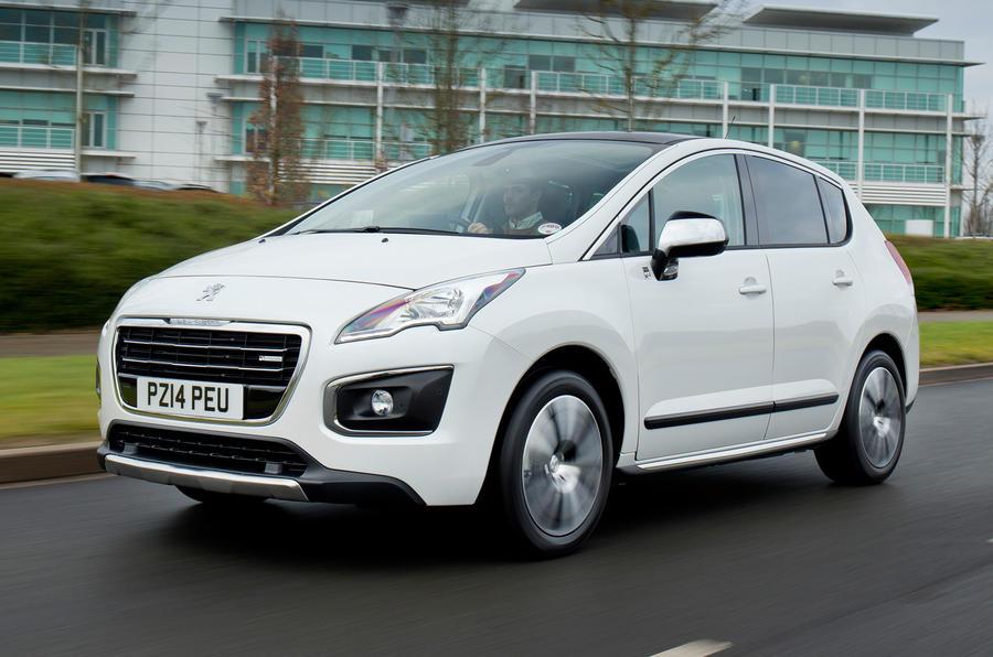 £22,195 Peugeot 3008