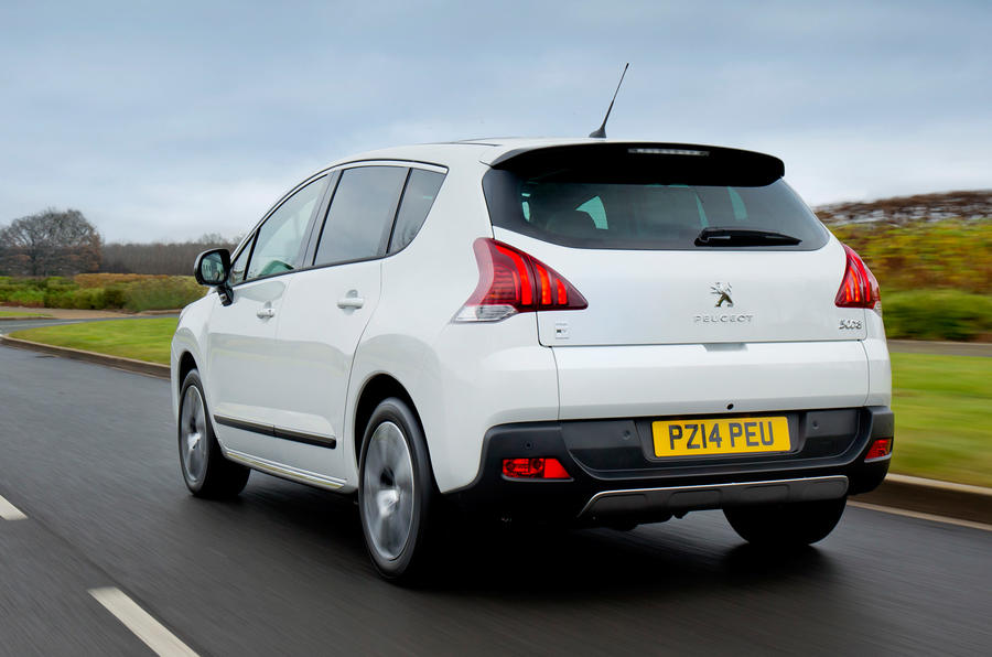 2014 Peugeot 3008 Allure HDi 115 first drive