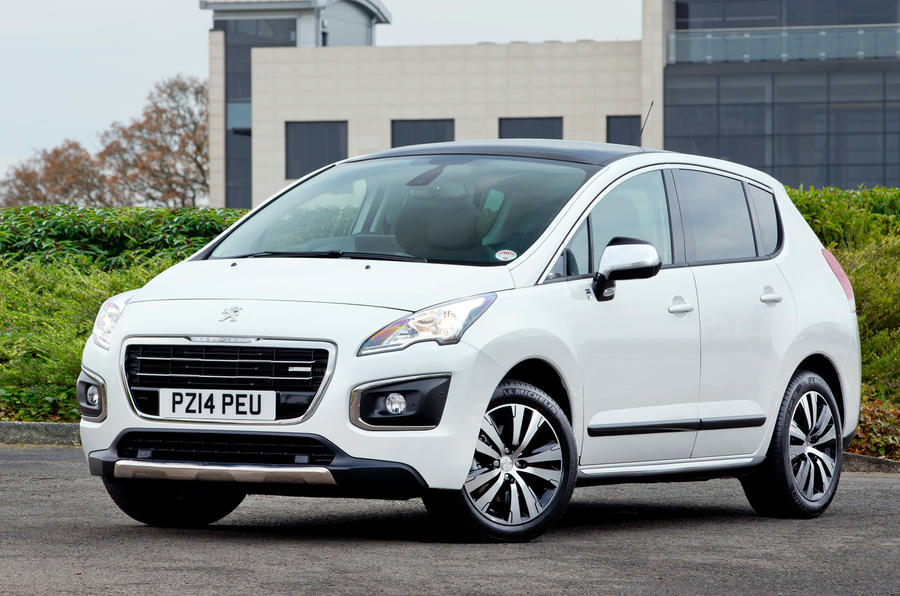 2014 Peugeot 3008 first drive review