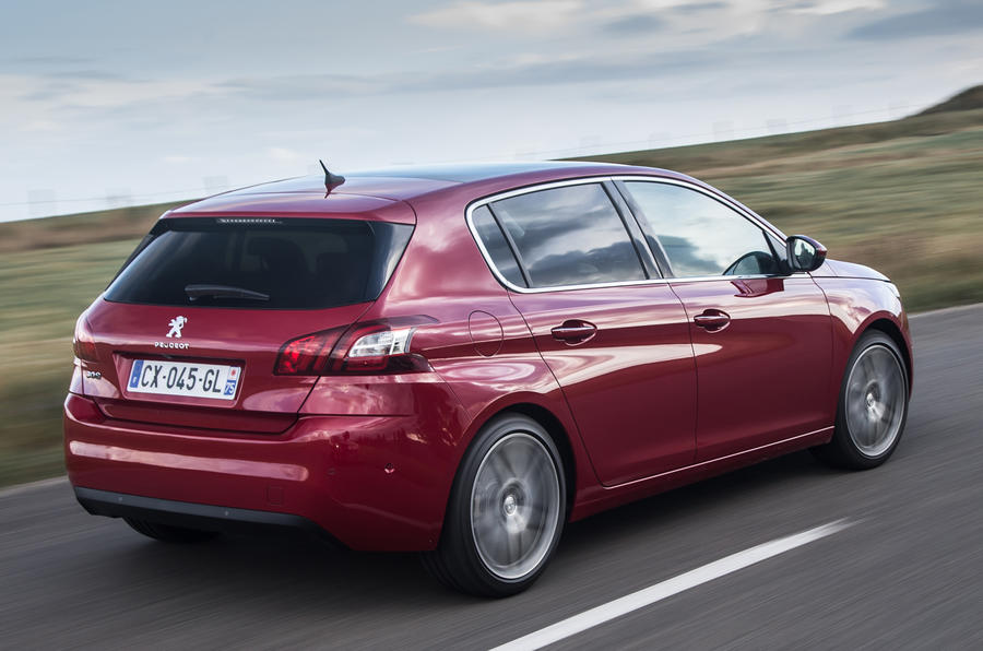 New Peugeot 308 to cost £14,495