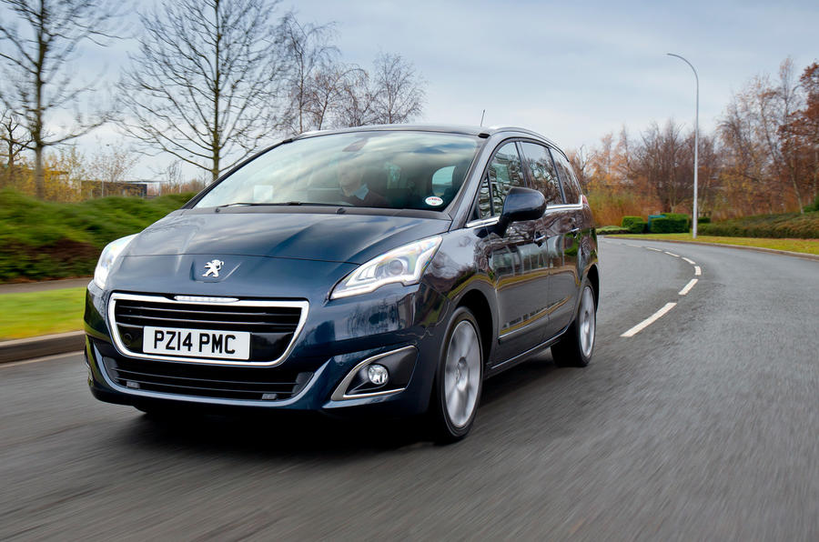 2014 Peugeot 5008 Allure HDi 115 first drive review