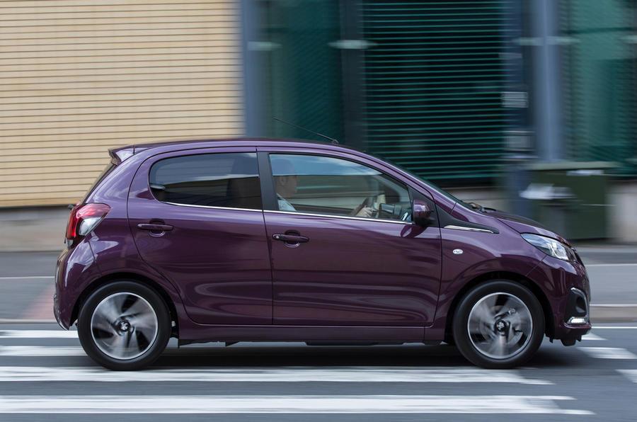 £12,495 Peugeot 108