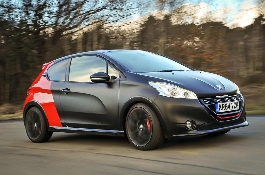 Peugeot 208 Gti 30th 2014 2015 Review 2017 Autocar