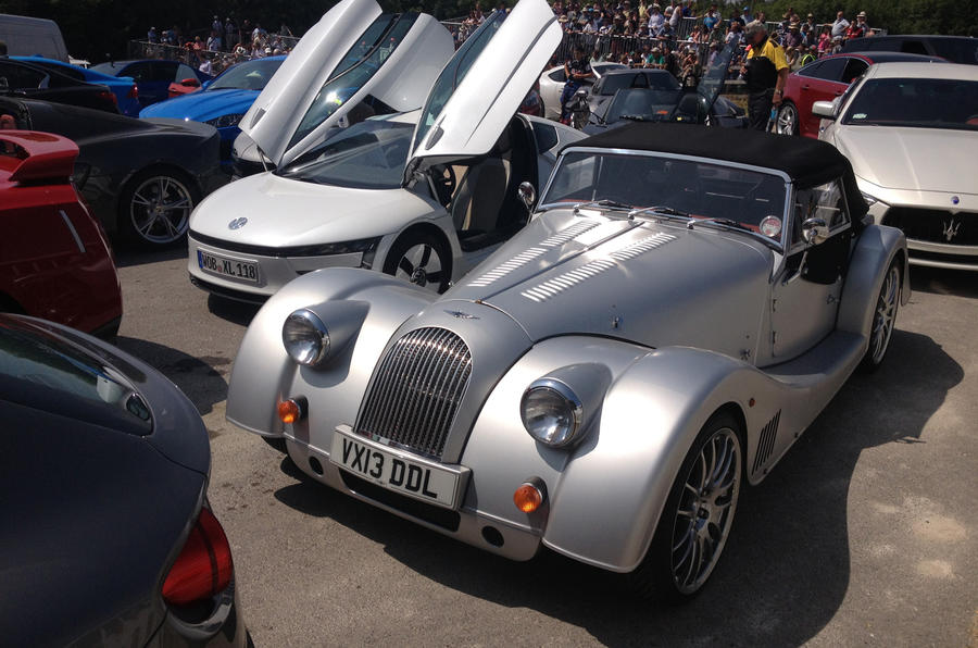Come to Goodwood...and bring the Morgan