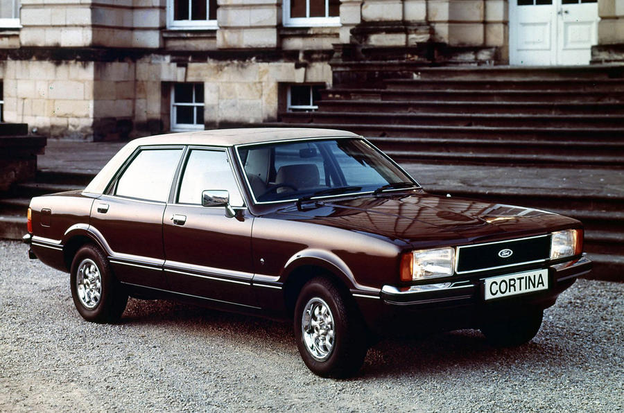 History Of The Ford Cortina Picture Special Autocar