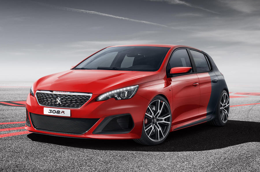 Peugeot planning hot 308 R as part of performance car assault