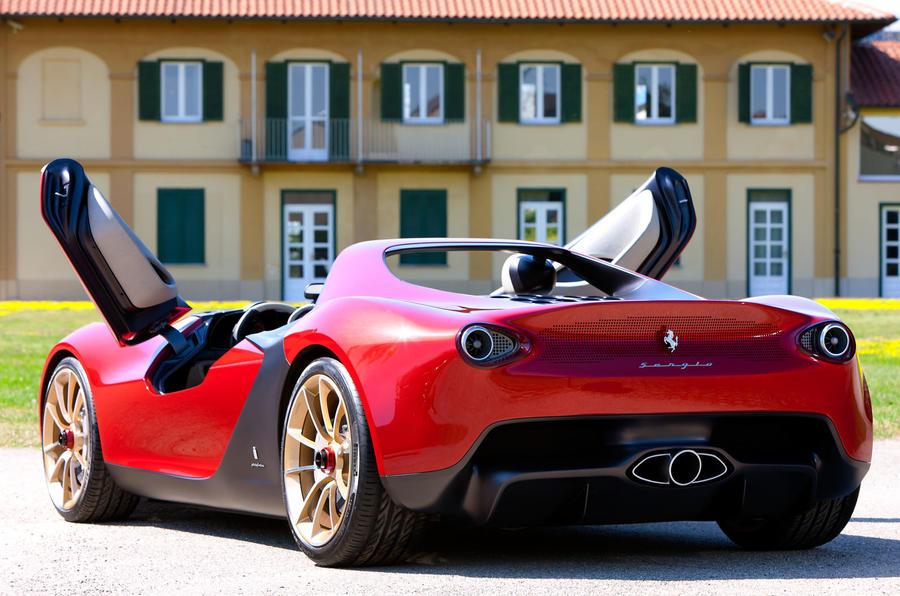 Image result for Ferrari Pininfarina Sergio