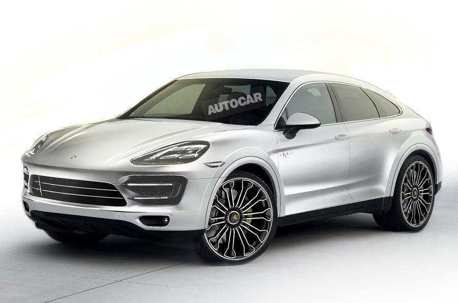 New five,door Porsche Cayenne coupe planned