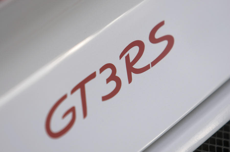 Porsche 911 GT3 RS on video