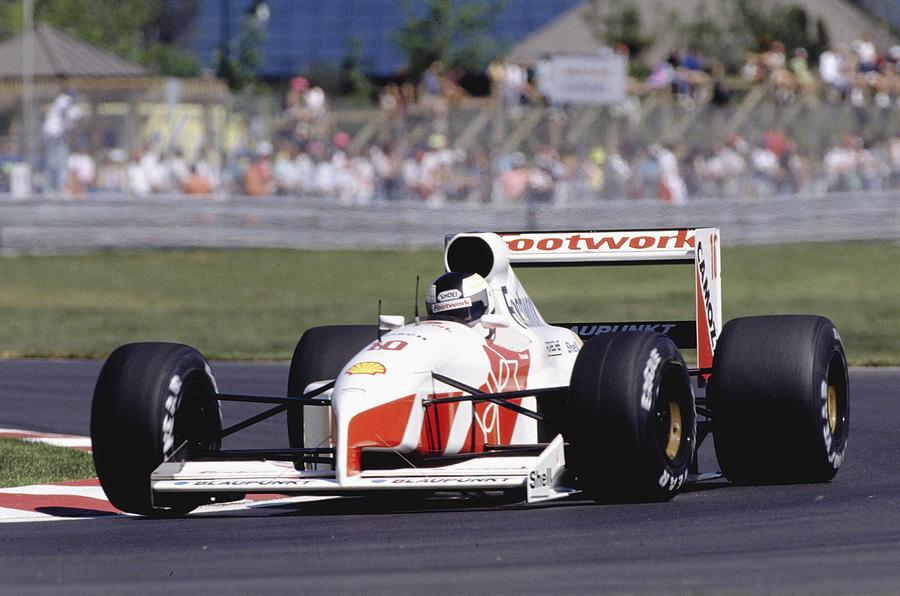 Porsche's shock F1 return plans