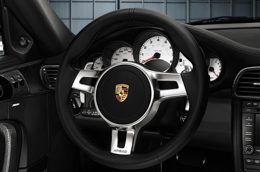 Paddle Shifters Come To Porsche Autocar