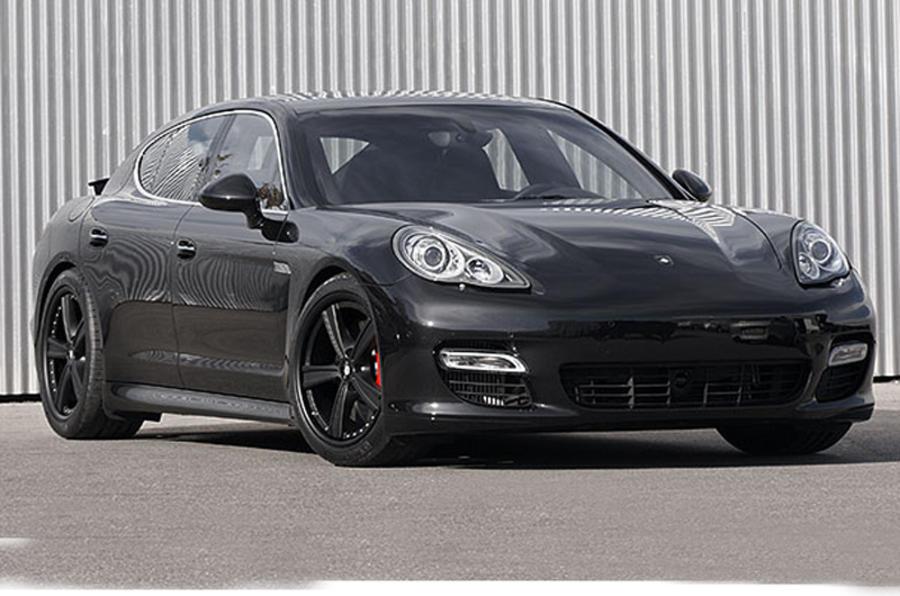 Porsche tuner goes missing