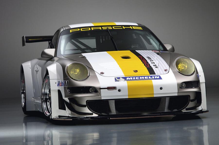 Porsche's new 911 GT3 RSR