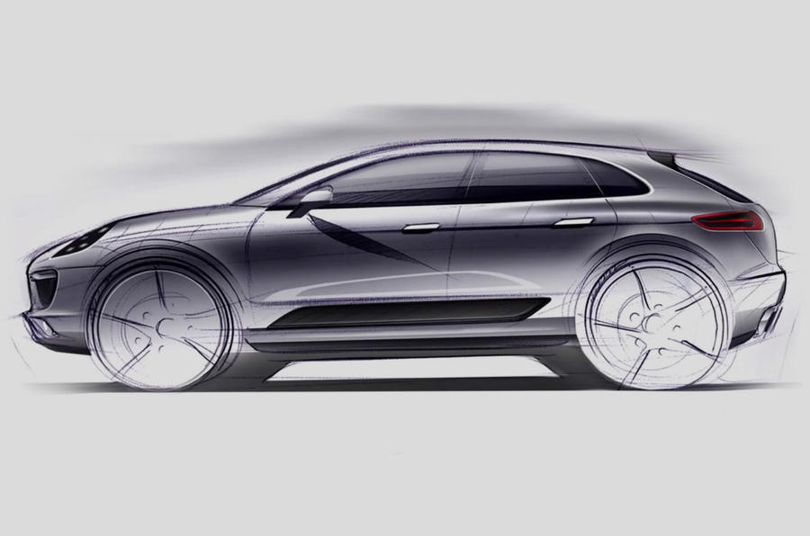Macan name for Porsche's baby SUV
