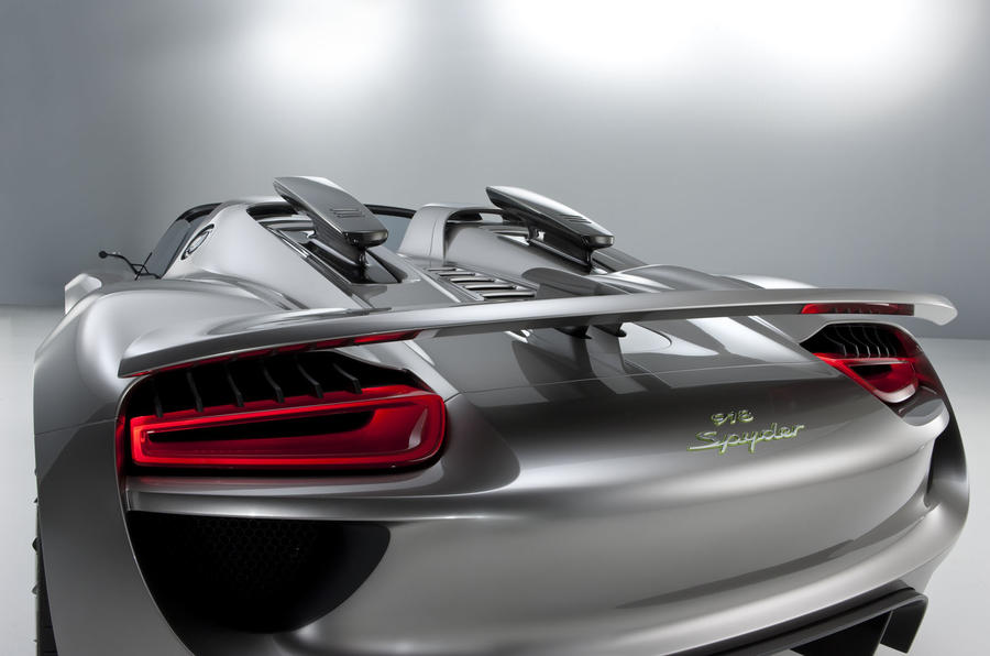 Porsche 918 Spyder will be made