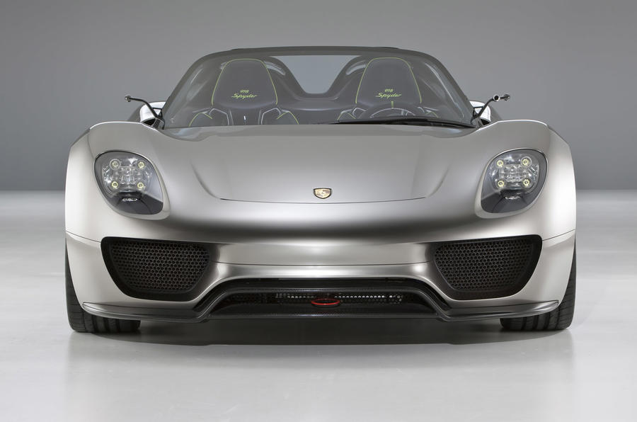 Porsche 918 Spyder 'on sale'