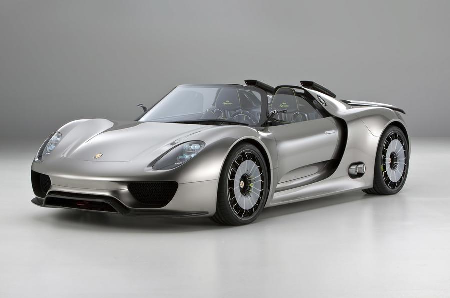 Porsche 918 'from £420k'