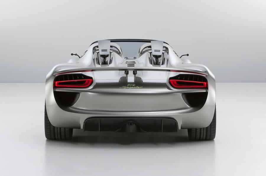 Porsche 918 Spyder will be made