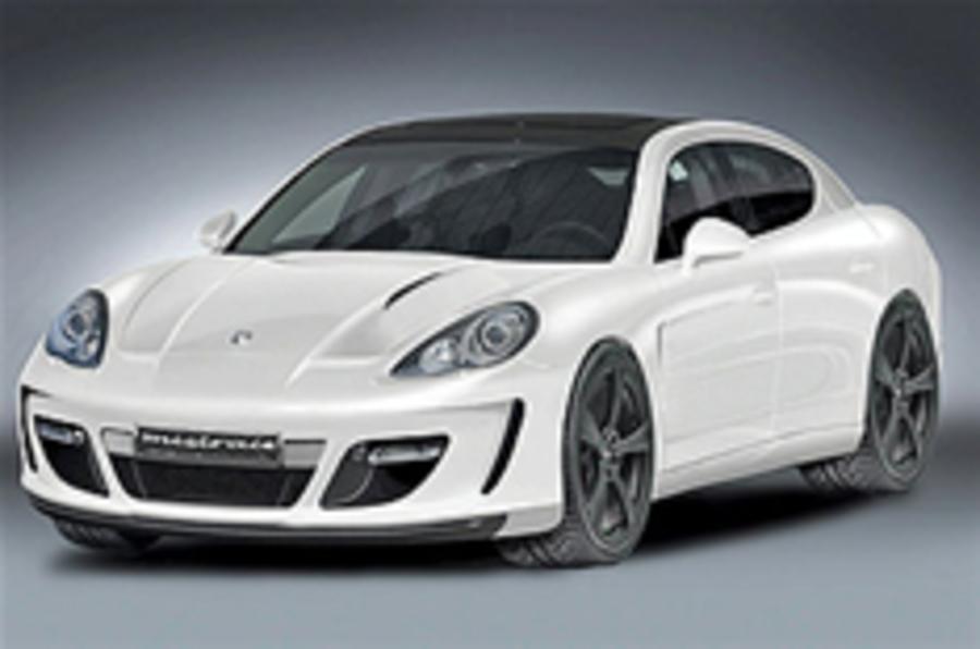 740bhp Porsche Panamera details