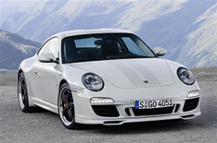 More pics: 911 Sport Classic