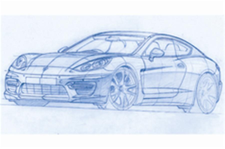From Panamera to 928